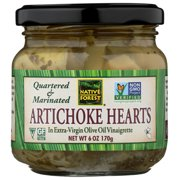 (6 Pack) Native Forest Marinated Hearts - Artichoke , 6 Oz