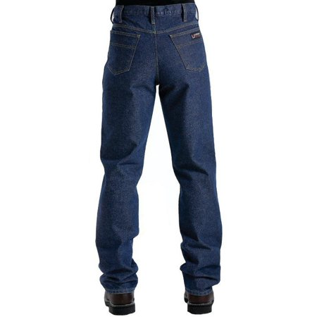 cinch apparel mens  green label flame resistant fr jeans - Green Label Jeans