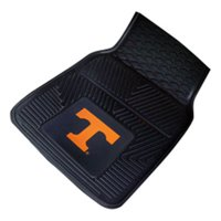 "Tennessee 2-pc Vinyl Car Mats 17""x27"""