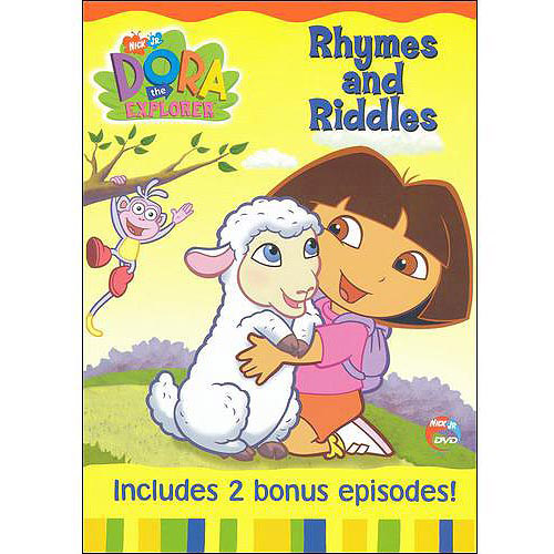 Dora The Explorer: Rhymes And Riddles (Full Frame)
