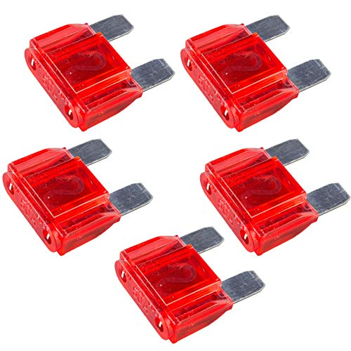 5 Pack 30 Amp Maxi Fuses Large Blade Style Audio for Car RV  Free Shipping