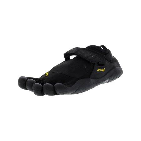Vibram Womens Five Finger (Vibram Five Fingers Men's Kso Black Ankle-High Training Shoes -)