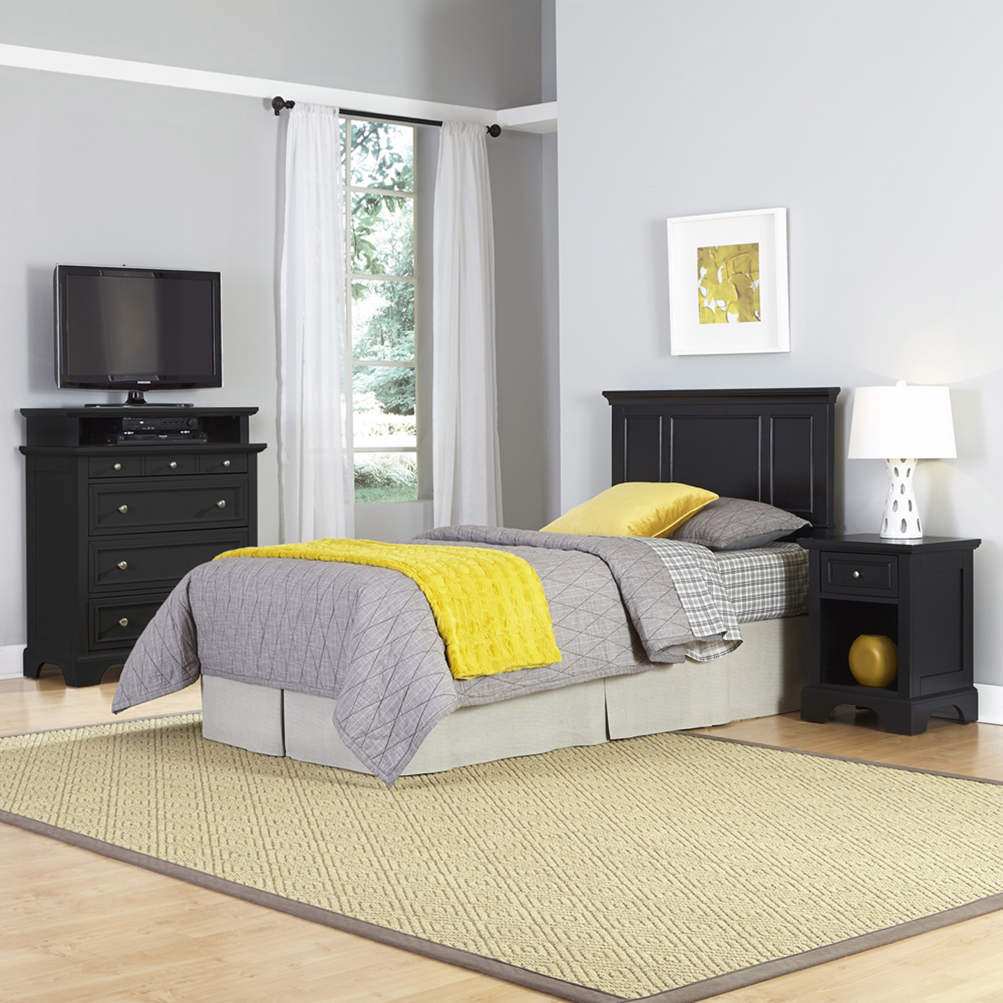 Home Styles Bedford Bedroom Furniture Collection
