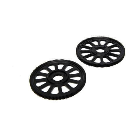 Blade Helical Main Gear (Black), BLH5337