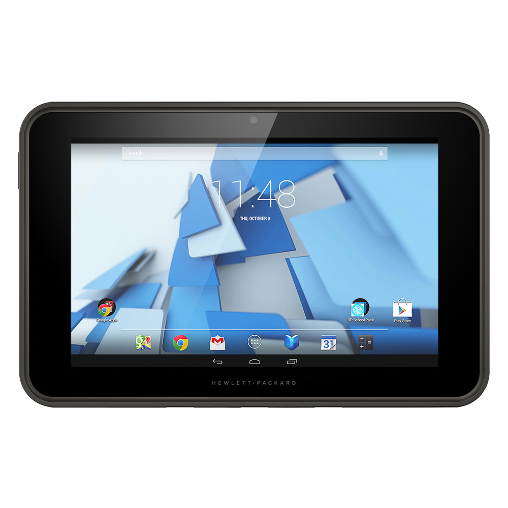 "Manufacturer Refurbished - HP Pro Slate 10 EE G1 10.1"" Tablet Intel Z3735G 1.33GHz 2GB 16GB Android 4.4.4"