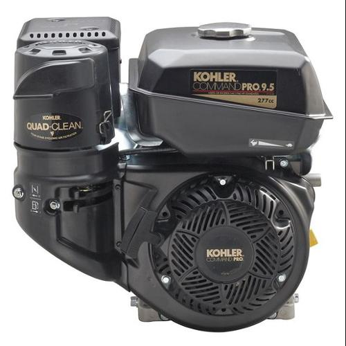 Gasoline Engine, 4 Cycle, 9.5 HP KOHLER PA-CH395-3149