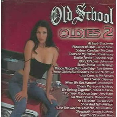 Old School Oldies, Vol. 2 (CD)