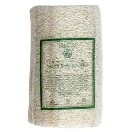 Earth Therapeutics - Earth Therapeutics 5 Loofah Body Scrubber Sponge 3 PACK SD