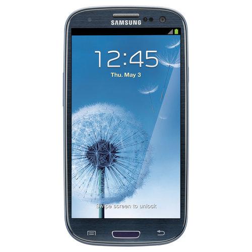 Refurbished - Samsung Galaxy S3 i535 Smartphone, 16GB, Blue for Verizon