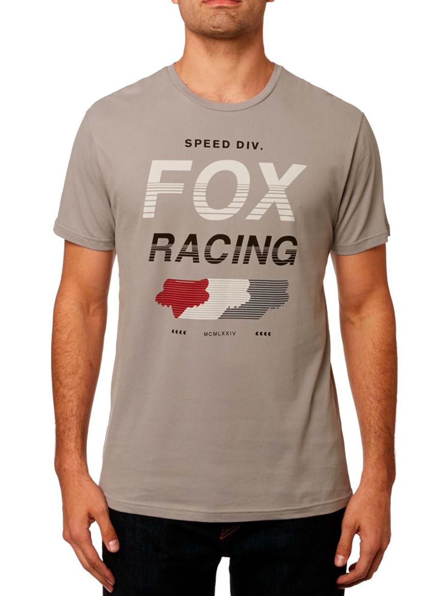 Fox Racing Men/'s Casuals BNKZ s//s Tee T-Shirt