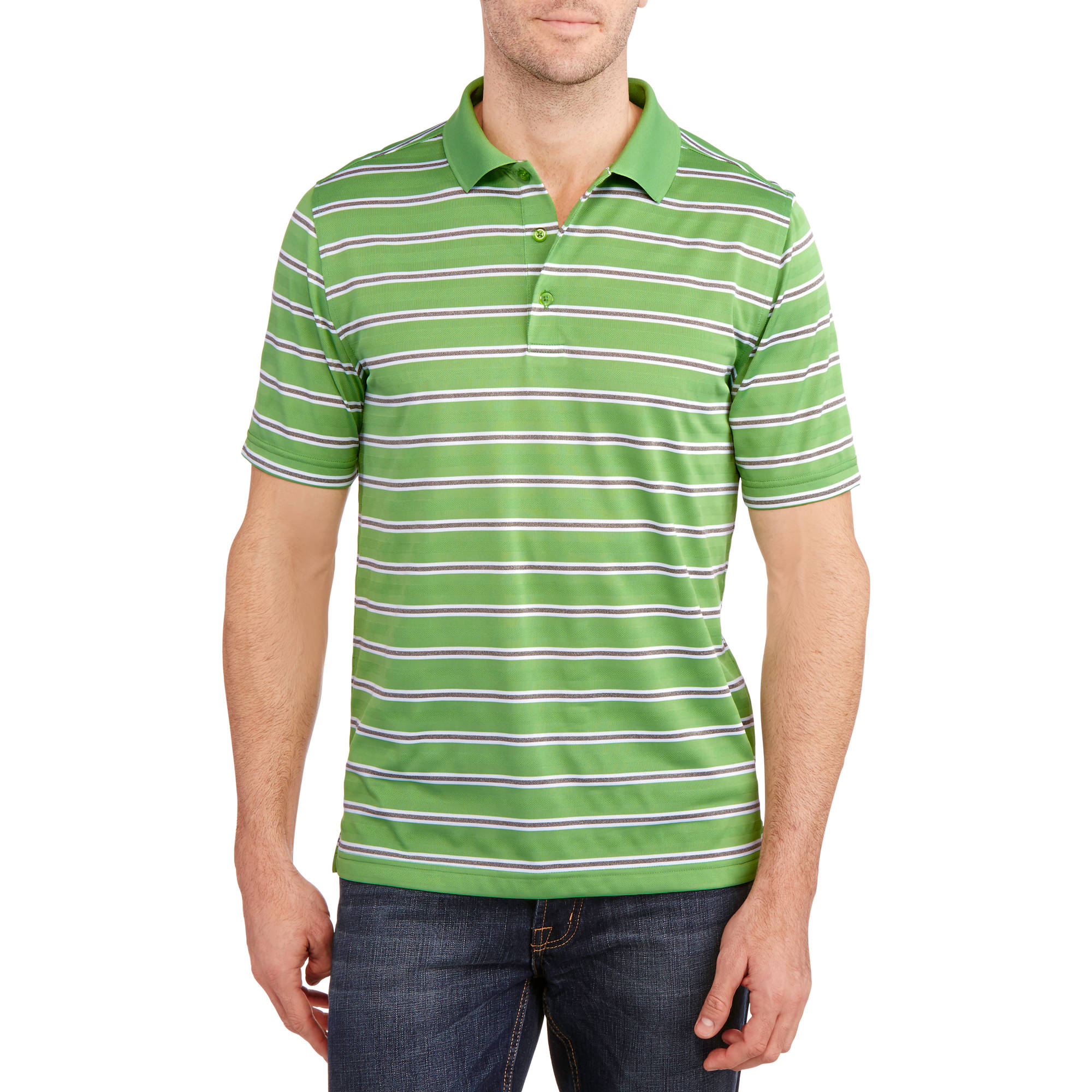George Men's Short Sleeve Performance Polo