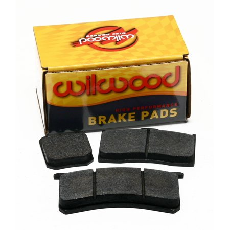 Wilwood Brakes 150-8946K Brake Pad Smartpad BP-10 Metallic; Set of 4 - image 1 of 1