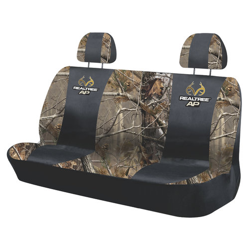 Realtree Bench Seat Cover, AP
