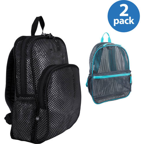 Eastsport Mesh Backpack 2-Pack Bundle