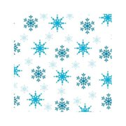 Make N Mold 5110X Snowflake Foil Wraps, Pack of 12