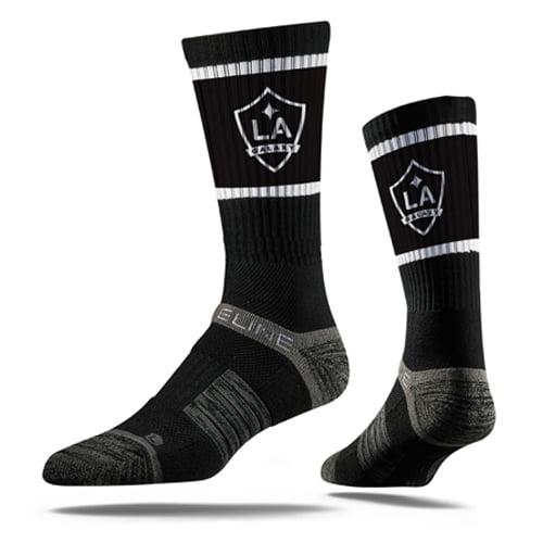 LA Galaxy Premium Crew Socks - Black - M/L
