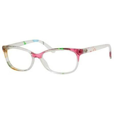 4d1b088096d Gucci Eyeglasses 3699N GG 3699 N ZE5 Floral Crystal Full Rim Optical Frame  54mm - Walmart.com