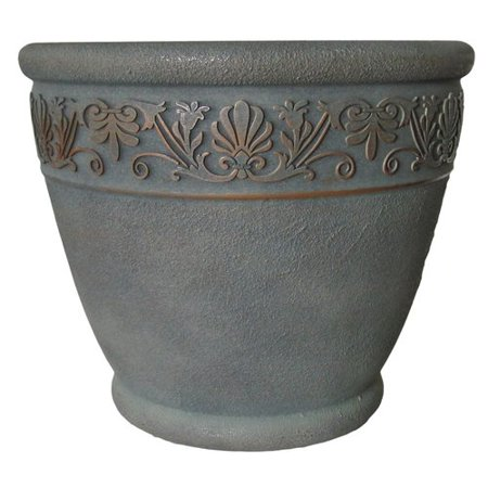 Better Homes And Gardens 19 Richmond Planter Aged Copper