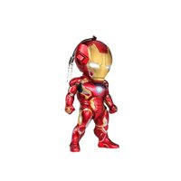 Marvel Avengers Age of Ultron Kids Nation Series 06 Iron Man Earphone Dust Plug