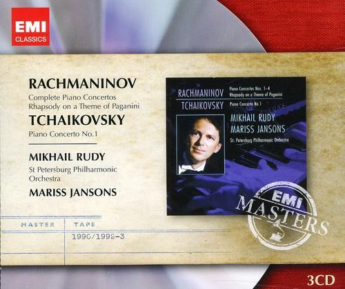 Complete Piano Concertos (Remaster)