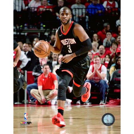 Chris Paul 2017 18 Action Photo Print