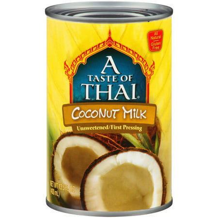 Image of A Taste of Thai Coconut Milk Unsweetened 13.5oz