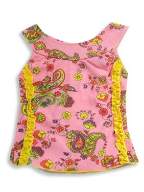 46676e33699fe Multicolor Toddler Girls Shirts   Blouses - Walmart.com