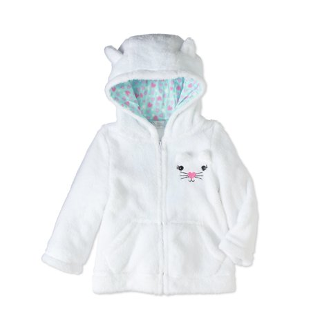 758aad3e4 Quiltex - Quiltex Newborn Baby Boy or Girl Unisex Plush Hooded ...