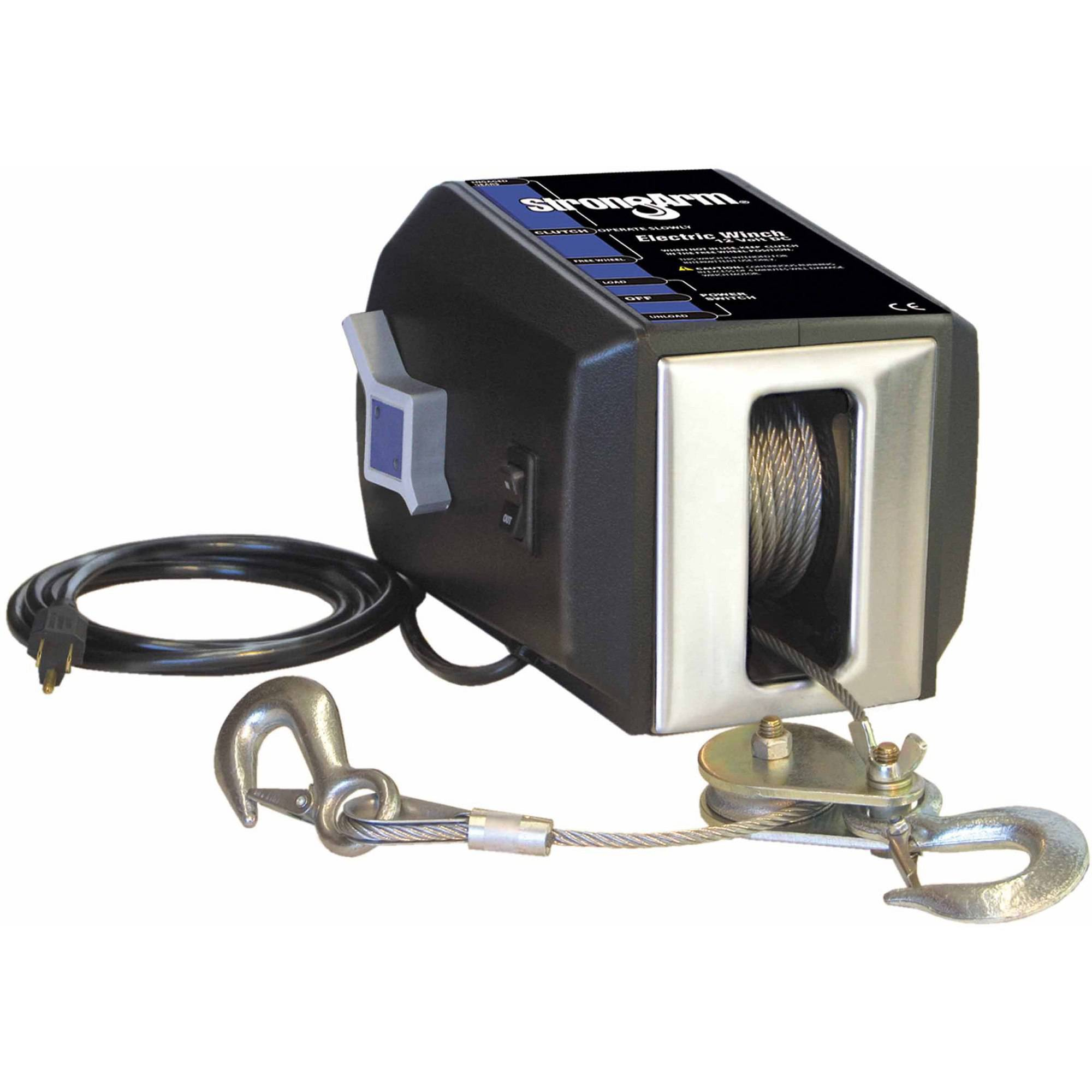 Dutton-Lainson 24876 StrongArm SA Series Electric Winch
