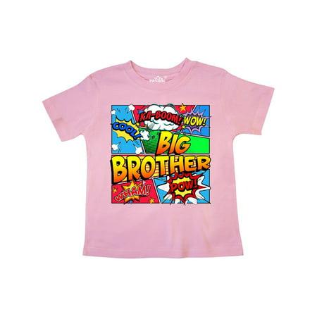 Big Brother Comic Book Toddler - Comic Book Outfits