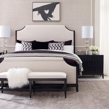 Legacy Classic Furniture Symphony Complete Upholstered Panel Bed
