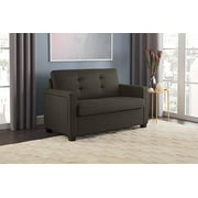 Best Sleeper Sofas - Modern Furniture Porter Sleeper Sofa, Grey Linen Review
