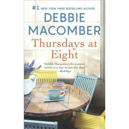 Thursdays at Eight : A Romance Novel
