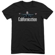 Californication Outstretched Mens Tri-Blend Short Sleeve Shirt