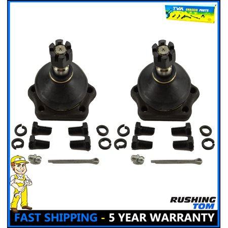 2 Pc Kit New Front Suspension Upper Ball Joints for Nissan Pathfinder D21 78 (95 Nissan Pathfinder Front Window)