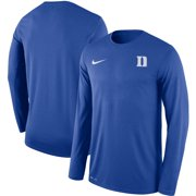 Duke Blue Devils Nike Team Logo Legend Performance Long Sleeve T-Shirt - Royal