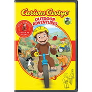 Curious George: Outdoor Adventures (DVD) by Universal Home Video
