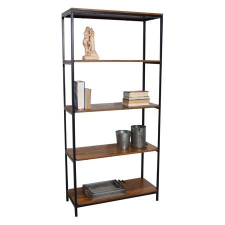 Carolina Chair and Table Carson Industrial 4 Shelf - Chair Shelf