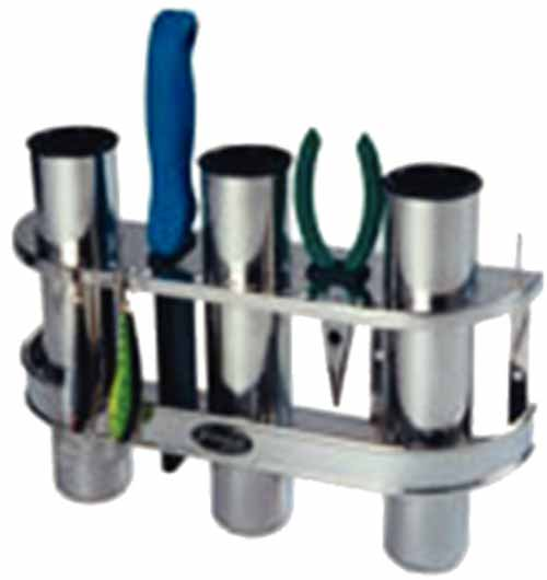 Tempress 22210 Stainless Steel Triple Rod Holder