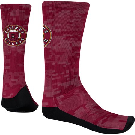 Spectrum Sublimation Men's Ursinus College Digital Sublimated Socks (Apparel)