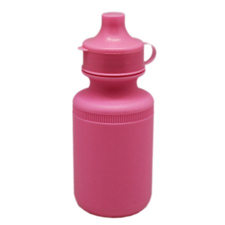 Pink Colored Plastic Resealable Water - Colored Bottles