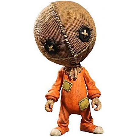 Trick 'r Treat Stylized Roto Sam Figure - Trick R Treat Halloween Rules