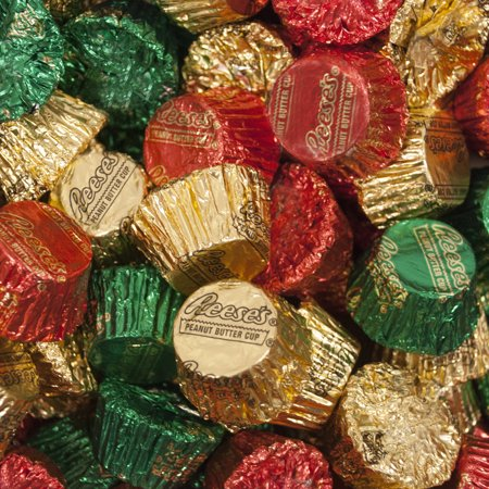 Christmas Candy Holiday Reese's Peanut Butter Cups