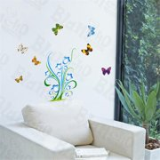 SS-039 Wonderland - Wall Decals Stickers Appliques Home Decor