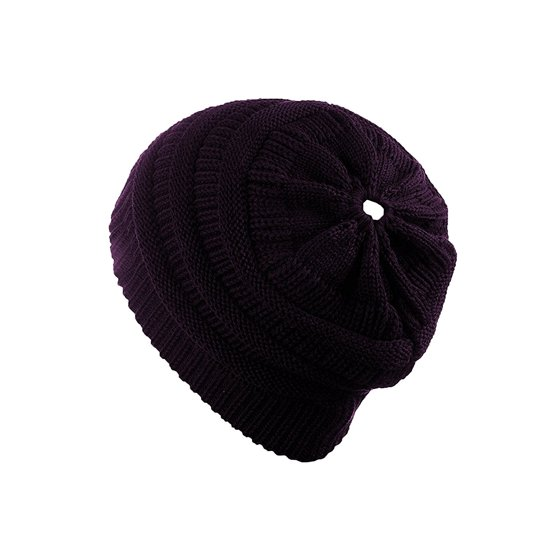 412fb33a2eebe MJEWELRYGIFT - Messy Bun Beanie For Women