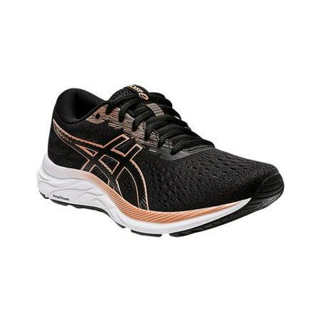 Women's ASICS GEL-Excite 7 Running Sneaker Lime Green Running Shoes