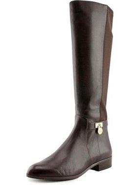Michael Michael Kors Hamilton Tall Boot Women US 6 Brown