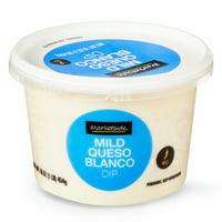 Marketside Mild Queso Blanco Dip, 16 oz