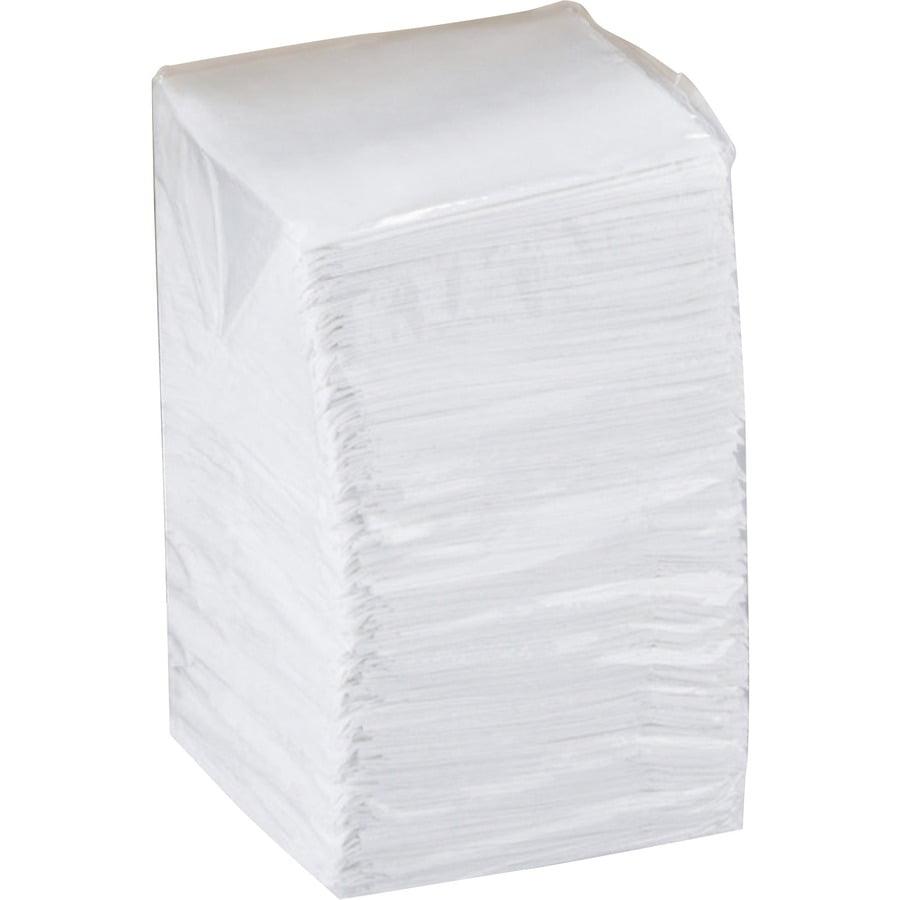 Dixie 1 4 Fold 1 Ply Beverage Napkin 96019 White 4 000 Napkins Per Case Walmart Com Walmart Com