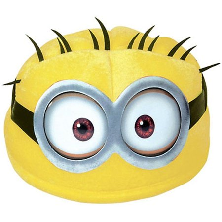 2 Minion Hat (1ct), By Despicable Me Ship from US
